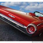 """1963 Ford Thunderbird Color"" by Automotography"