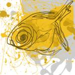 """ORL-736 Yellow Fish"" by Aneri"