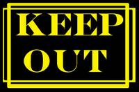 Keep Out 2015 - Allen Graih Image