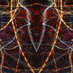 """ABSTRACT LIGHT STREAKS #256"" by nawfalnur"