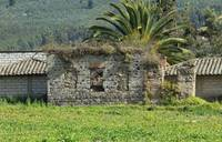 Old Stone Building in Cotacachi
