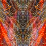 """ABSTRACT LIGHT STREAKS #259"" by nawfalnur"