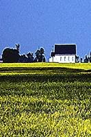 Country church (1) 2011 - Allen Graih Image