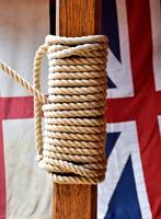 Mooring Line with Flags 13938