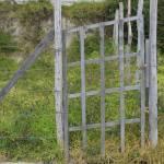 """""""Wood Gate in a Fence"""" by rhamm"""