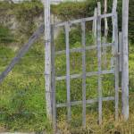 """Wood Gate in a Fence"" by rhamm"