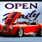 """1965 Shelby Cobra"