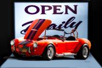 1965 Shelby Cobra 'Open Daily'