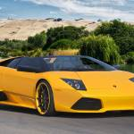 """2009 Lamborghini Murcielago Roadster"" by FatKatPhotography"