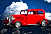 1934 Ford Tudor Sedan 'Storm Clouds'