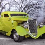 """1934 Ford Chopped Coupe"