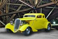 1934 Ford 'Chopped' Coupe IV