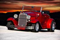 1930 Ford Model A Roadster I