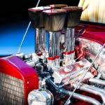 """Chevy F.I. 350 Cu.In. Power"" by FatKatPhotography"