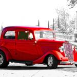 """""""1934 Ford Victoria Sedan_HDR"""" by FatKatPhotography"""