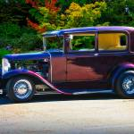 """1930 Ford Model A Tudor Sedan I"" by FatKatPhotography"