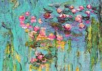 Tribute to Monet II