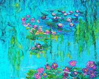 Tribute to Monet