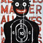 """#AllLivesMatter"" by gascot"