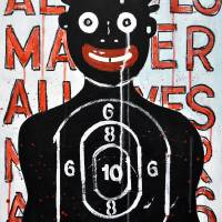 #AllLivesMatter Art Prints & Posters by John Gascot