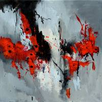 abstract 5561701 Art Prints & Posters by pol ledent