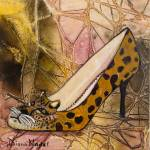 """Fast Track Cheetah Pump"" by DianaNadalFineArt"