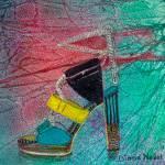 """Fun In The Sun Pump"" by DianaNadalFineArt"