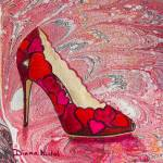 """""""Step Into My Heart Pump"""" by DianaNadalFineArt"""