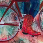 """""""Country Fashion on Wheels"""" by DianaNadalFineArt"""