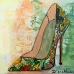 """""""Watercolor Bliss II"""" by DianaNadalFineArt"""
