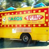LA Taco Truck Art Prints & Posters by John Corney