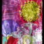 """29a Abstract Floral Painting Digital Expressionism"" by Ricardos"