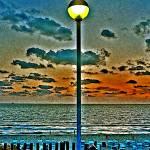 """Beach Lamp"" by wkarl"
