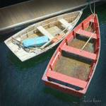 """Row Boats"" by LouiseReeves"