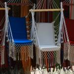 """Hammock Chairs"" by rhamm"