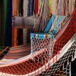 """Hammocks in a Variety of Colors"" by rhamm"