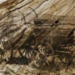 """Wagon on wood"" by memoriesoflove"