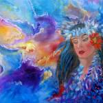 """Volcano Goddess 11"" by jennylee"