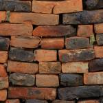 """2016-07-18 Stacked Adobe Bricks"" by rhamm"