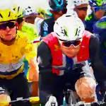 """""""cyclist q"""" by ArtbySachse"""