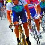 """""""cyclist u"""" by ArtbySachse"""