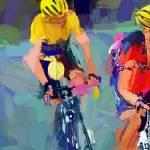 """""""cyclist l"""" by ArtbySachse"""