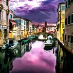"""""""Venice at Dusk"""" by ElainePlesser"""
