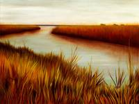 November on the Marsh