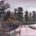 """Violet Tranquility - 1996 Nicolas Avet.gif"" by NicolasAvet"