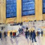 """Grand Central, New York City"" by dfrdesign"
