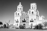 San Xavier Mission, Arizona