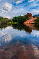 Red Rocks and Ripples