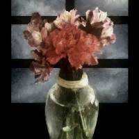 Romance in Danish Modern Art Prints & Posters by RC deWinter