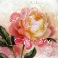 God's Grace is Amazing Art Prints & Posters by Elizabeth Mix